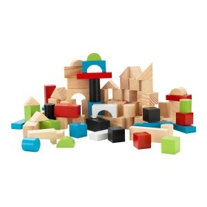 Wooden Block Set - Kidkraft (63242)