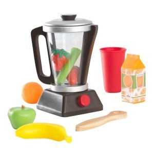 Wooden Espresso Smoothie Set - Kidkraft (63376)