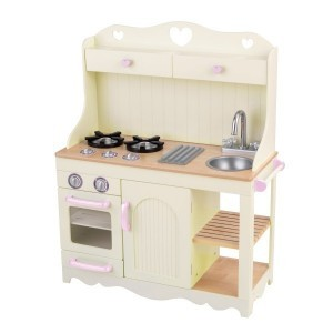 Wooden Prairie Kitchen - Kidkraft (53151)