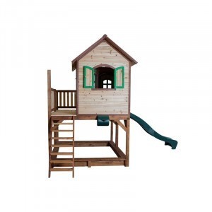 Wooden Playhouse Liam - AXI
