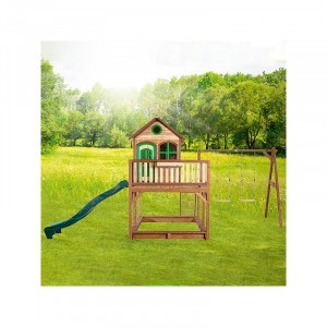 Play house Liam with double swing