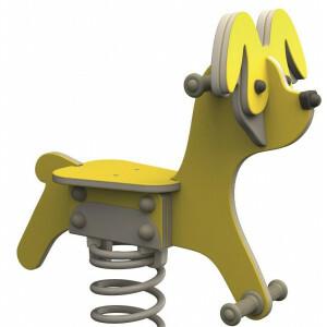Springtoy Rocker Dog