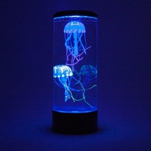 Jelly Fish Tank Round – Black