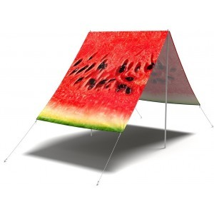 Juicy Fruit - Sunscreen cloth (FieldCandy)