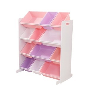 Sort It & Store It Bin Unit (Pastel) - Kidkraft (15450)