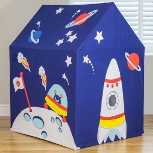 Large Outer Space and Rocket Playhouse - Kiddiewinkles (kiddiewinkles-4)