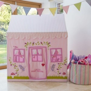 Enchanted Garden & Fairy Woodland Playhouse (Medium) - Kiddiewinkles (kiddiewinkles-5)