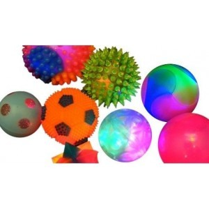 Light Up Balls Sensory Kit - Sensory Education (KIT-080218)