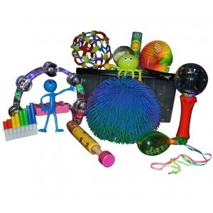 Extra Special Sensory Hamper - Sensory Education (KIT-B11-193475)
