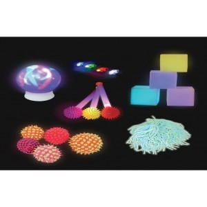 Sensory Treasure Kit - Sensory Education (KIT-SE040315)