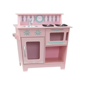 Classic Kitchenette (pink) - Kidkraft (53383)