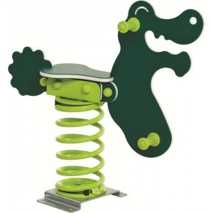 Springtoy Rocker Crocodile