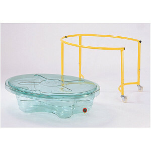 Sand / water table, transparent