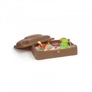 Plastic Play & Store Sandbox - Step2 (830200)