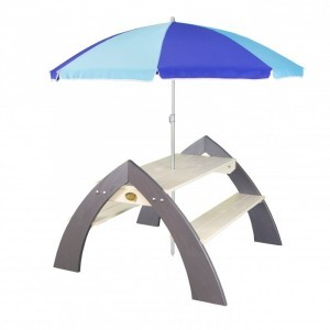 Picnic table + Parasol Kylo XL - AXI (A031.022.00)