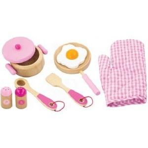 Cooking set Princess - New Classic Toys (1060)