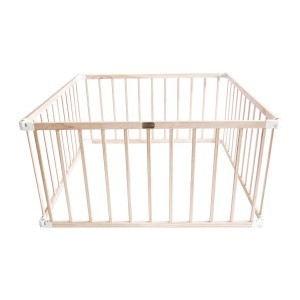 Little Boss Square Playpen - Natural - Liberty House Toys (LBPP01N)