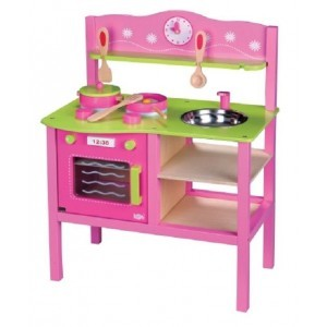 My first Play Kitchen Lelin Toys (1054)
