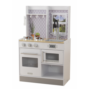 Let's Cook! Wooden Play Kitchen - Kidkraft (53395)