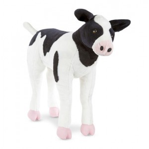 Lifelike Plush Calf - Melissa & Doug (18842)
