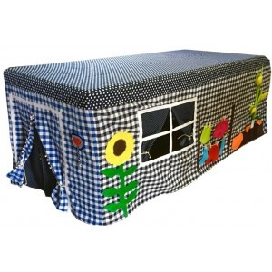 Tabletent Lumberjack Shack (size table up to 1.5m)