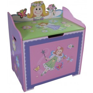 Fairy Toy Box - Liberty House Toys (LHT10030)