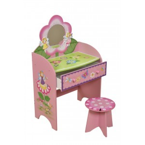 Fairy Dressing Table & Stool - Liberty House Toys (LHT10042)