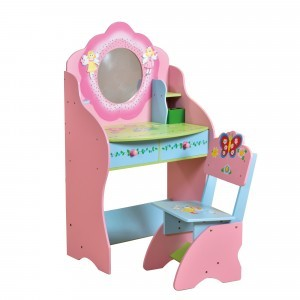 Fairy Dressing Table & Chair - Liberty House Toys (LHT10043)