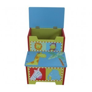 Safari Step Stool - Liberty House Toys (LHTST01-A)