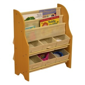 Tikktokk Toy Storage Unit with Bins - Liberty House (Liberty-12)