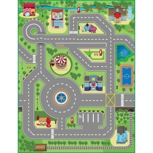 3DU Play City Playmat