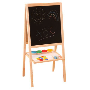 Children's 4-in-1 Double Easel