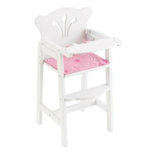 Lil' Doll High Chair - Kidkraft (61101)