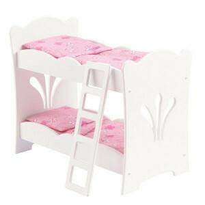 Lil' Doll Bunk Bed - KidKraft (60130)
