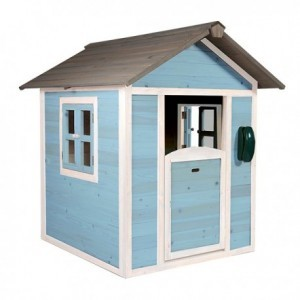 Lodge Playhouse (blue / white) - Sunny (C050.001.01)