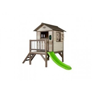 Lodge Playhouse XL (gray / white) - Sunny (C050.002.00)