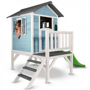 Lodge Playhouse XL (blue / white) - Sunny (C050.002.01)