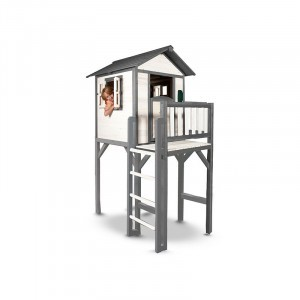 Lodge Play house XXL (gray / white) - Sunny (C050.011.00)