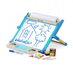 Deluxe Double-Sided Tabletop Easel - Melissa & Doug (12790)