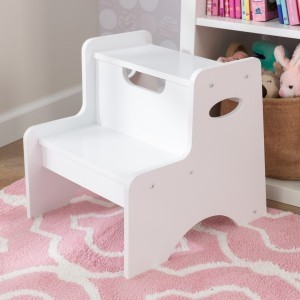 Step with Storage Space White - Kidkraft (15501)