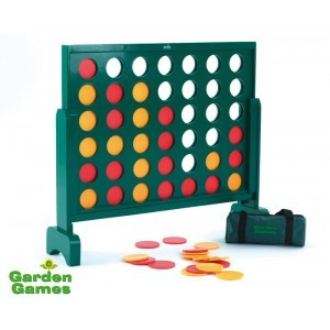 Mega 4 in a row - Garden Games (7096002)