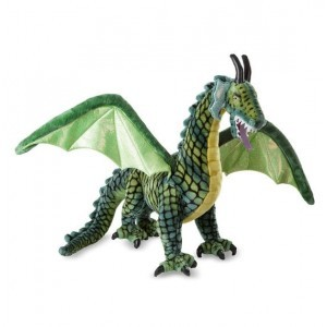Mega Large Plush Winged Dragon - Melissa & Doug (18804)
