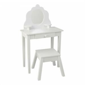 Medium Vanity & Stool - Kidkraft (13009)