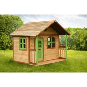 Wooden Playhouse Milan - Axi (A030.104.00)
