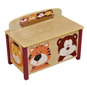 Jungle Big Toy Box - Liberty House Toys (MZ3904)