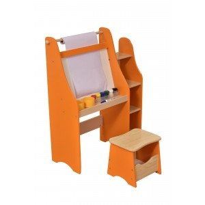 Liberty House Toys Artists Drawing Desk and Stool Set - Liberty House Toys (MZ4381)