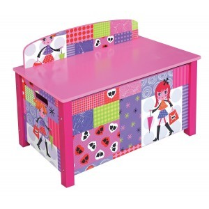 Fashion Girl Toy Box - Liberty House Toys (MZ4617)