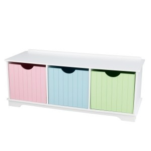 Nantucket Storage Bench (Pastel) - Kidkraft (14565)