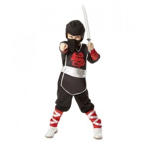 Ninja Role Play Costume Set - Melissa & Doug (18542)