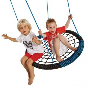 KBT Nest Swing Oval (blue black)